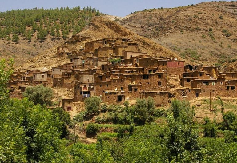 excursion marrakech ourika