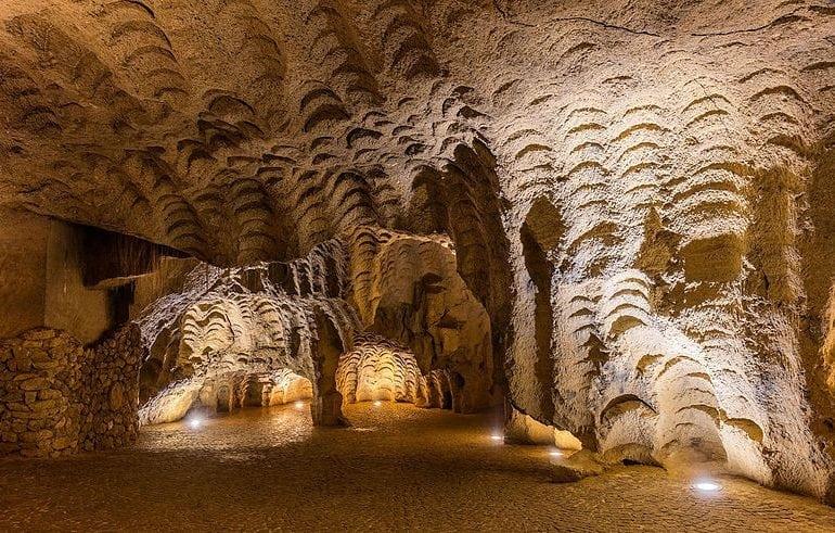 cuevas de hercules