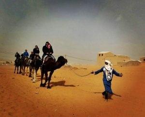 excursion al desierto de marruecos
