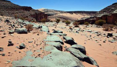 rutas geolgicas