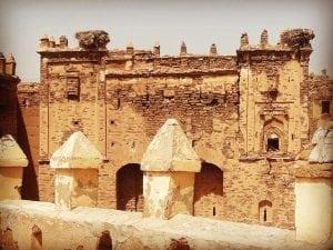rutas desde ouarzazate al desierto de marruecos