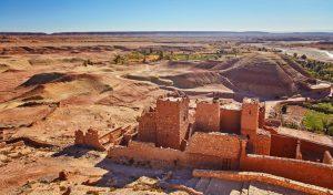 rutas desde ouarzazate
